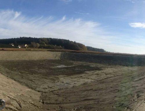 Bewässerungsteich Reisenhofer in Nestelbach